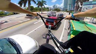Download GoPro BMX Bike Riding in MIAMI Video