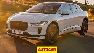Download 2018 Jaguar I-Pace Review - the ultimate all-electric SUV | Autocar Video