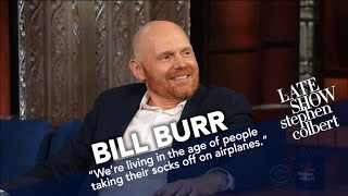 Download Bill Burr Blames Candy Stores For Making Everyone Sensitive Video