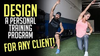 Download How to Design a Personal Training Program for ANY Client Video