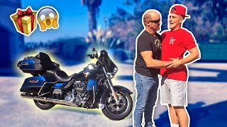 Download BUYING MY DAD HIS DREAM GIFT FOR HIS BIRTHDAY **SUPER emotional** Video