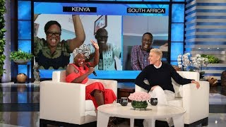 Download Ellen Helps Reunite a Family for Million Dollar May Video