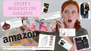 Download AMAZON RECOMMENDATIONS | AMAZON FAVORITES | STUFF I'VE BOUGHT ON AMAZON | SIRENA GRACE CELES Video