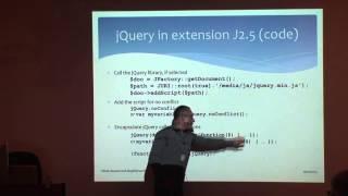 Download jQuery in the Joomla! Environment - by Olivier Buisard, Joomla Chicago Loop 10 26 2013 Video