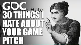 Download 30 Things I Hate About Your Game Pitch Video