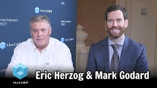 Download Eric Herzog, IBM and Mark Godard, SparkCognition - IBM Interconnect 2017 - #ibminterconnect Video