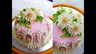 Download УКРАШЕНИЕ ТОРТОВ, ТОРТ ″ПАВЛИН″ от SWEET BEAUTY СЛАДКАЯ КРАСОТА, Cake decoration Video