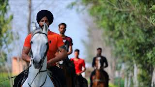 Download Gurpreet Laad as a Horse Rider Video