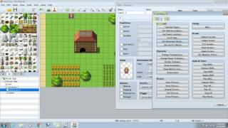 The Idiot's Guide to RPG Maker XP - Creating a New Character