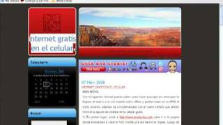 Download Internet Gratis en el Celular Video