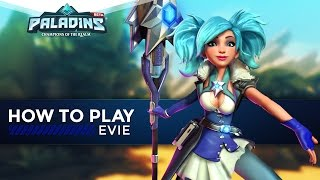 Download Paladins - How To Play - Evie (The Ultimate Guide!) Video