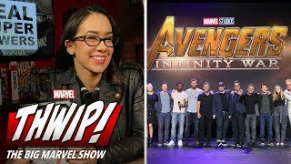 Download Infinity War on THWIP! The Big Marvel Show! Video