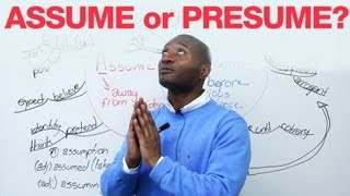 Download Assume or Presume? Video