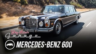 Download 1972 Mercedes-Benz 600 Kompressor - Jay Leno's Garage Video