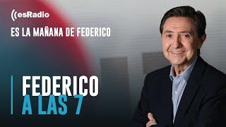Download Federico a las 7: Iglesias regresa sin ninguna crítica para el PSOE Video