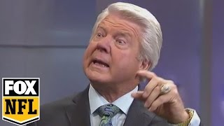 Download Jimmy Johnson tells fans how to look at the Dak vs Romo debate | FOX NFL SUNDAY Video