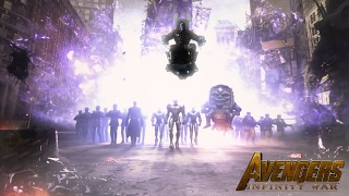 Download Avengers Infinity War- Trailer #2 FANMADE (Español Latino) Video