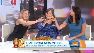 Download Kate McKinnon, Aidy Bryant, Cecily Strong - The Today Show Interview (2014) Video