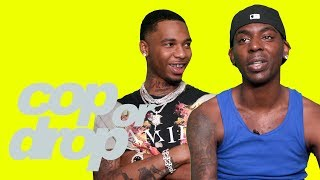 Download Young Dolph & Key Glock React to $18 Million Watch, $94k Cheeto, & OFF-WHITE Sneakers | Cop or Drop Video