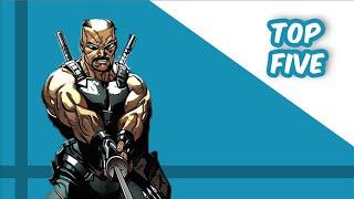 Download Top Five Marvel Comics Horror Heroes Video