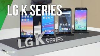 Download LG K Series, toma de contacto Video