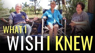 Download WHAT I WISH I KNEW about the Nomadic Life: 3 full-time friends discuss... Video