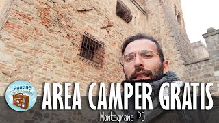 Download Area Camper Gratuita - Montagnana PD Video
