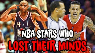 Download 10 NBA Stars who LOST THEIR MINDS after being Ejected! Video