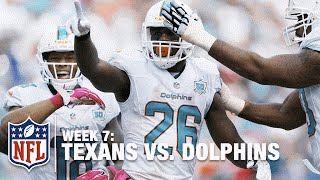 Download Dolphins' Huge 41-Point First-Half! | Texans vs. Dolphins | NFL Video