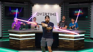 Download Lightsaber Accident | Overtime 13 | Dude Perfect Video