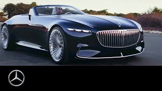 Download Vision Mercedes-Maybach 6 Cabriolet: Revelation of luxury – Trailer | IAA 2017 Video
