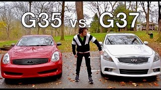 Download Infiniti G35 vs. G37 - Differences and Comparison Video