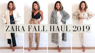 Download Zara Fall Try-On Haul 2019 Video