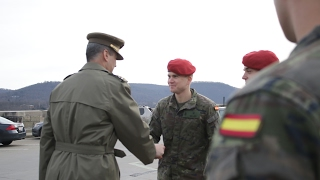 Download Spanish Cadets at West Point Military Academy Video