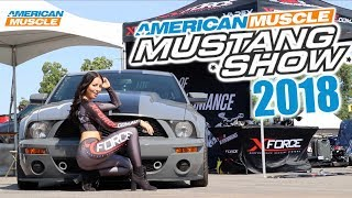 Download Vlog - American Muscle 2018 Worlds Largest Mustang Show Video