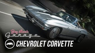 Download Joe Rogan's 1965 Chevrolet Corvette Stingray Restomod - Jay Leno's Garage Video