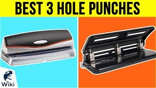 Download 10 Best 3 Hole Punches 2018 Video