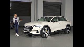 Download A bord de l'Audi e-tron (2018) Video
