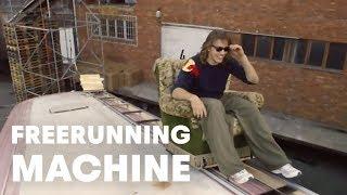 Download Human-Powered Freerunning Machine - with Jason Paul Video