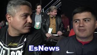 Download ROBERT GARCIA IS TOLD WHY WALTERS LOMACHENKO FIGHT ENDED EsNews Boxing Video