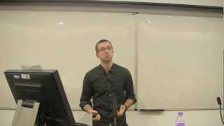 Download James Hayton: How to get through your PhD without going insane (complete lecture), Edinburgh 2013 Video