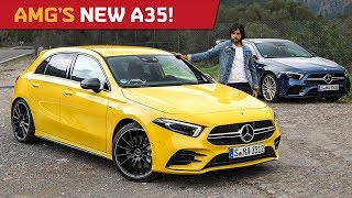 Download Mr AMG on the A35! - The A45 CLONE! Video