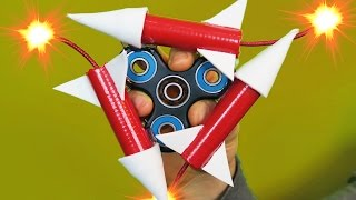 Download 1000MPH FIDGET SPINNER (ROCKET POWERED!) Video