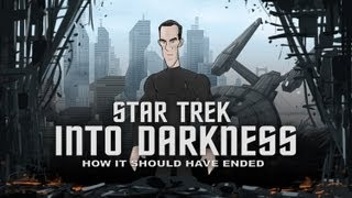 Download How Star Trek Into Darkness Should Have Ended Video