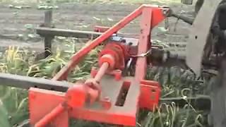 Download Уборка чеснока, Скоба для викопування часнику СВЧ-1,45 Video