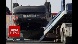 Download Spanish police kill suspects in second attack - BBC News Video