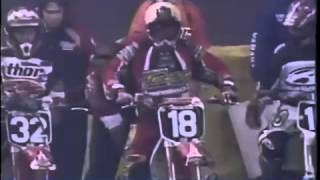 Download 1998 AMA Supercross Rd2 from Houston TX Video