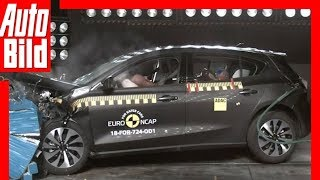 Download Crashtest Ford Focus (2018) Video