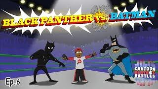 Download Black Panther vs Batman - Cartoon Beatbox Battles Video