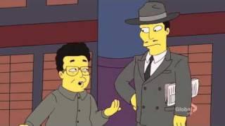 Download The Simpsons - Kim Jong Il - Korean Muscial.avi Video